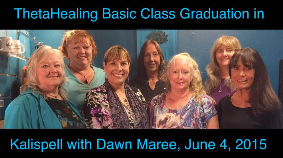 Kalispell, MT Basic Class with Dawn Maree, June 4, 2015