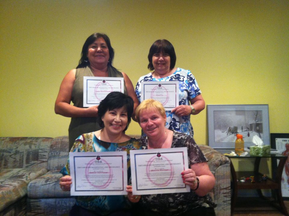 Lloydminster, AB, Canada: ThetaHealing Manifesting & Abundance instructed by Dawn Maree, May 2012