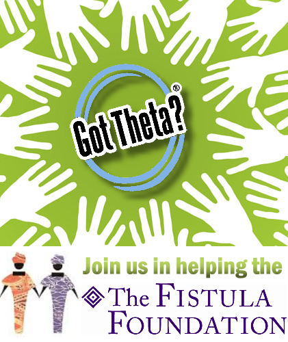 Join Got Theta in supporting the Fistula Foundation
