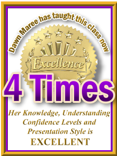 Dawn Maree has taught ThetaHealing Planes of Existence now 4 times. ThetaHealing Certificate of Science, ThetaHealing Master Instructor